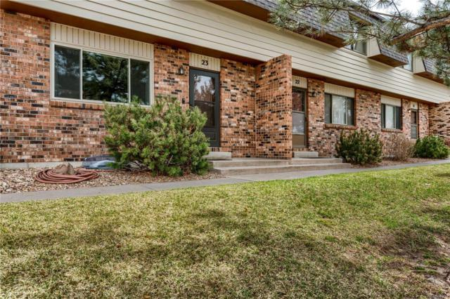 2708 19th St Dr #23, Greeley, CO 80634 (#7185606) :: The Dixon Group