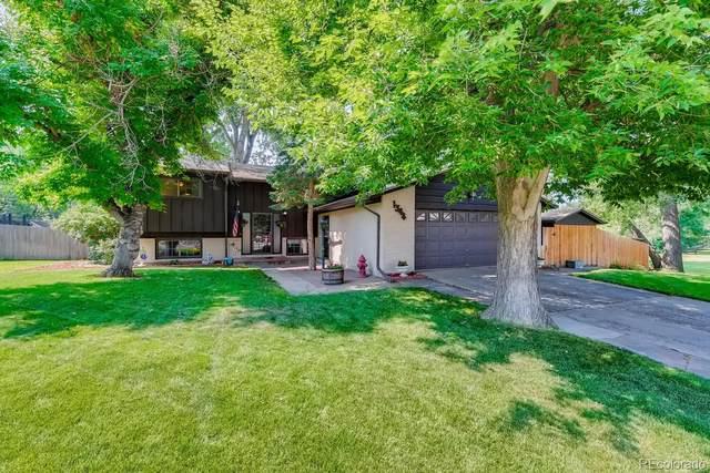 1344 W Weaver Avenue, Littleton, CO 80120 (MLS #7186406) :: Clare Day with Keller Williams Advantage Realty LLC