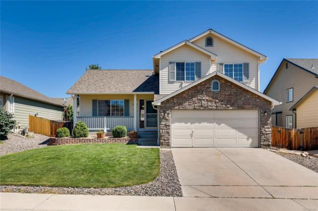 10877 W Progress Place, Littleton, CO 80127 (#7186662) :: Bring Home Denver with Keller Williams Downtown Realty LLC