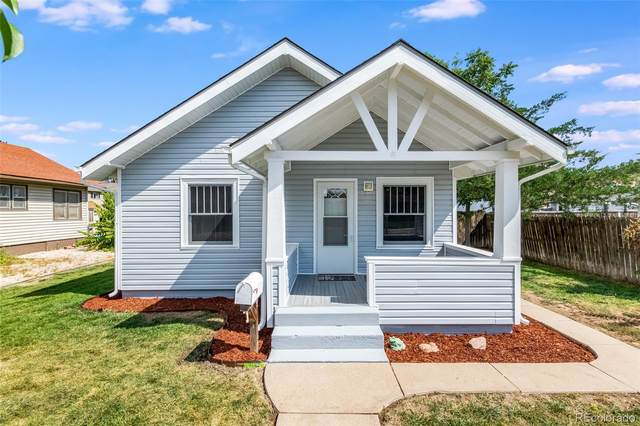 922 Mckinley Avenue, Fort Lupton, CO 80621 (#7186993) :: You 1st Realty