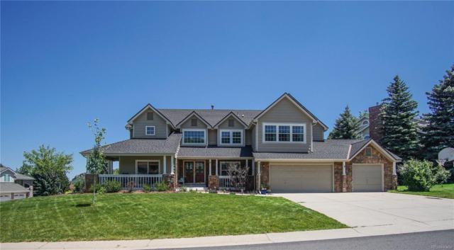 11 White Birch Drive, Littleton, CO 80127 (MLS #7187180) :: 8z Real Estate