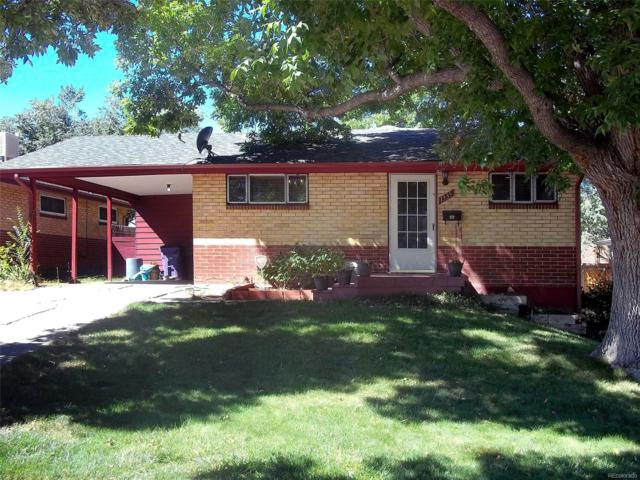 1335 S Clermont Street, Denver, CO 80222 (#7187262) :: Wisdom Real Estate
