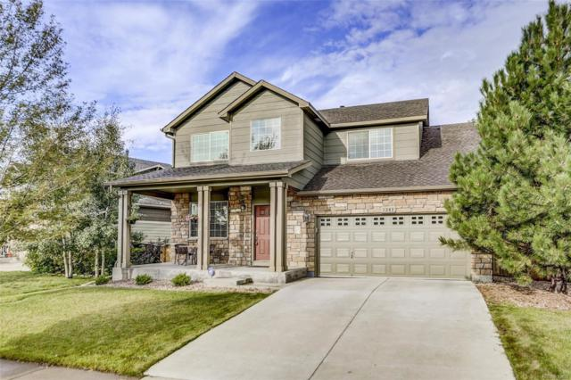 2283 Dogwood Drive, Erie, CO 80516 (#7187378) :: The City and Mountains Group