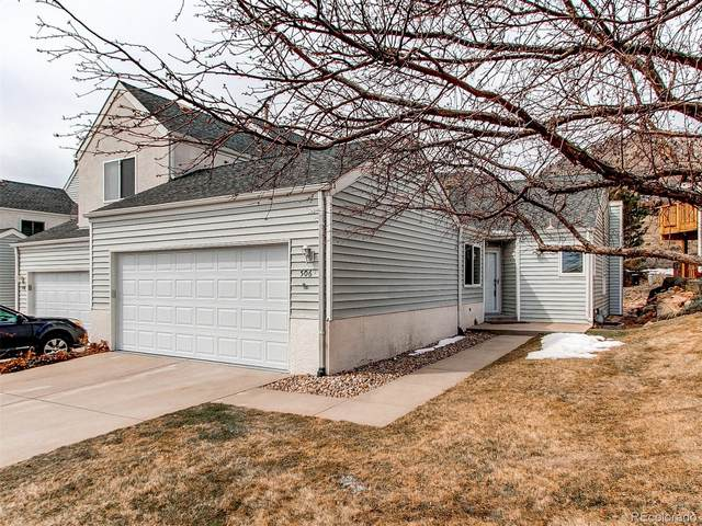 506 High Point Drive, Golden, CO 80403 (#7187406) :: Bring Home Denver with Keller Williams Downtown Realty LLC