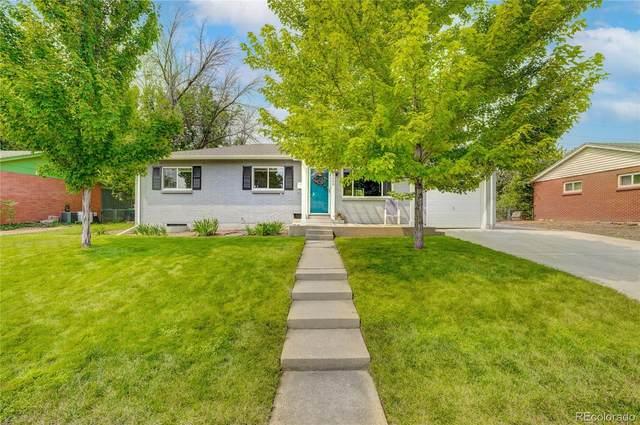6260 Johnson Way, Arvada, CO 80004 (#7187612) :: Compass Colorado Realty