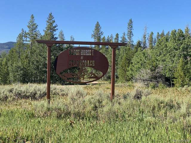 33470 Filly Trail, Oak Creek, CO 80467 (#7187740) :: James Crocker Team