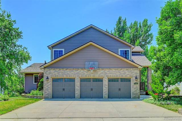 9508 W 70th Place, Arvada, CO 80004 (#7187933) :: Compass Colorado Realty