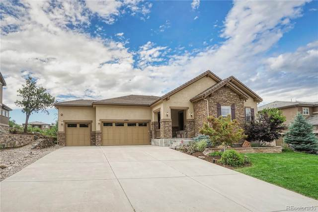 1599 Knotty Pine Way, Castle Rock, CO 80108 (#7187952) :: Berkshire Hathaway Elevated Living Real Estate