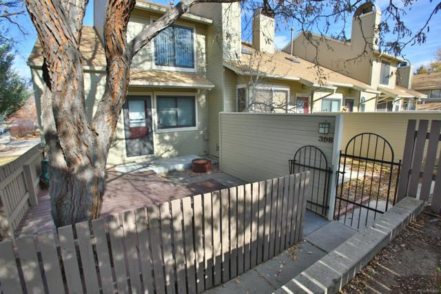 398 S Taft Court #121, Louisville, CO 80027 (#7188053) :: My Home Team