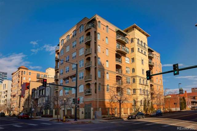 1100 Cherokee Street #403, Denver, CO 80204 (#7188115) :: The Margolis Team