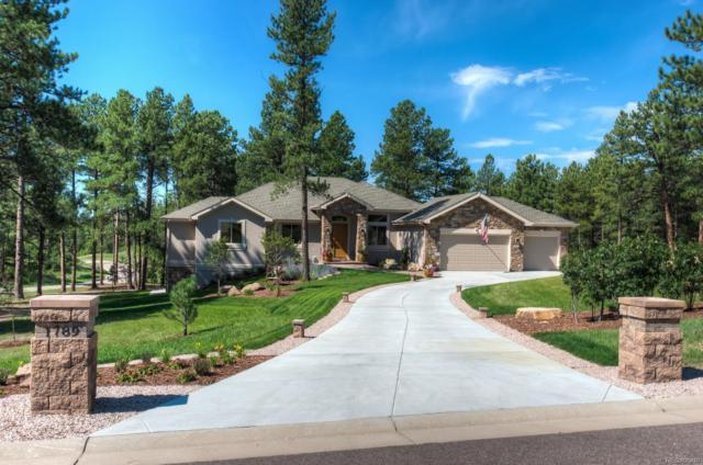 1789 Wild Timber Court, Franktown, CO 80116 (#7188220) :: Colorado Home Realty