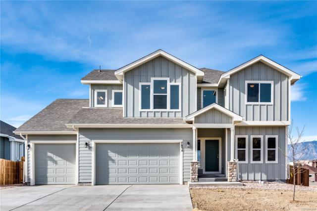 6649 Hidden Hickory Circle, Colorado Springs, CO 80927 (#7188359) :: The Griffith Home Team