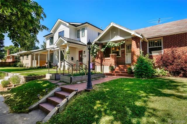 1127 Monroe Street, Denver, CO 80206 (MLS #7188635) :: 8z Real Estate