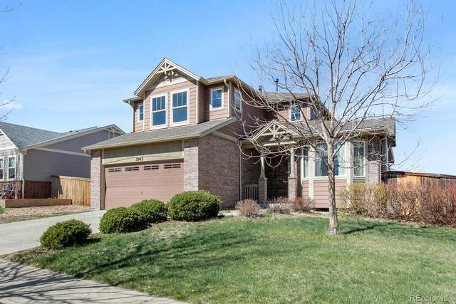 2943 S Jericho Court, Aurora, CO 80013 (#7188846) :: The Healey Group
