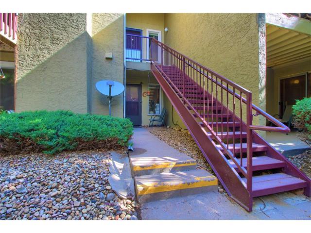 5300 E Cherry Creek South Drive #315, Denver, CO 80246 (MLS #7188890) :: 8z Real Estate