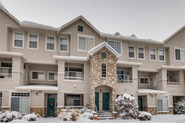 9468 E Florida Avenue #2044, Denver, CO 80247 (#7188986) :: Wisdom Real Estate