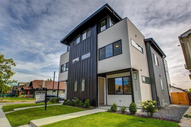 3658 Quivas Street, Denver, CO 80211 (#7189096) :: The City and Mountains Group