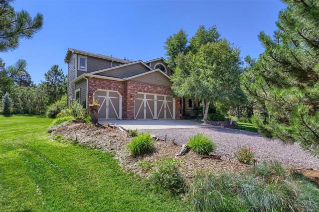 20245 Lost Arrowhead Drive, Monument, CO 80132 (#7189244) :: The Peak Properties Group
