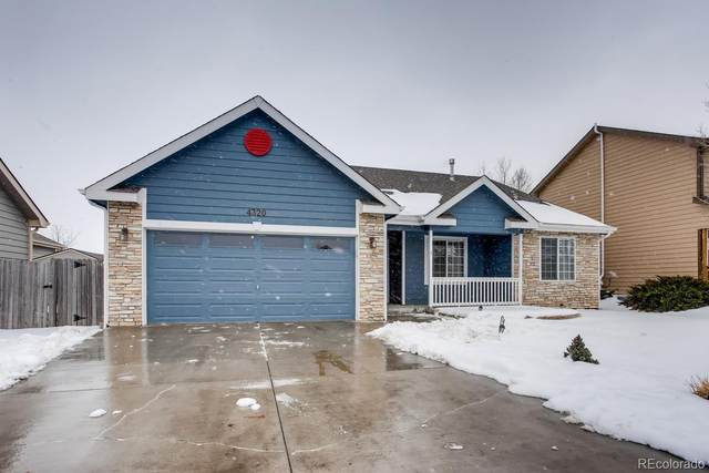 4320 Cobblestone Lane, Johnstown, CO 80534 (#7189907) :: The Brokerage Group