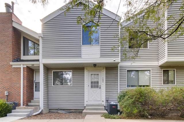 16 S Nome Street E, Aurora, CO 80012 (#7190397) :: The Heyl Group at Keller Williams