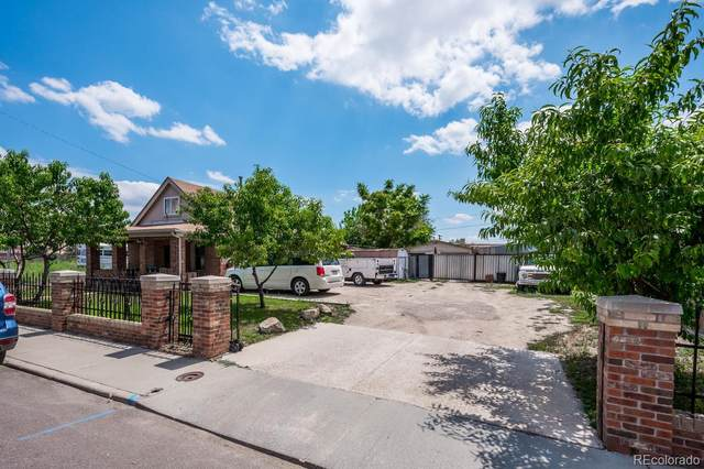 2716 W Holden Place, Denver, CO 80204 (#7190490) :: Compass Colorado Realty