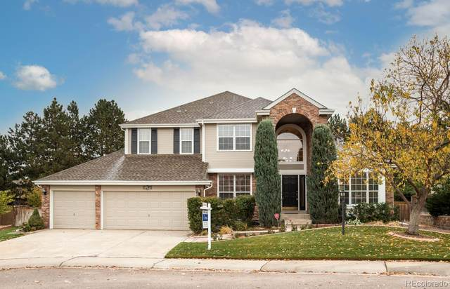 3467 Meadow Creek Place, Highlands Ranch, CO 80126 (#7190518) :: Bring Home Denver with Keller Williams Downtown Realty LLC