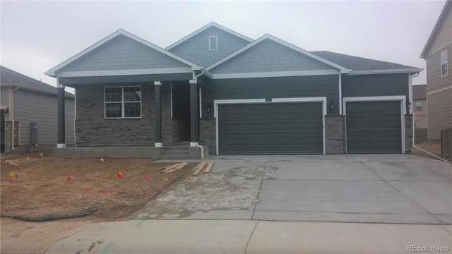 332 Central Avenue, Severance, CO 80550 (#7190583) :: The Peak Properties Group