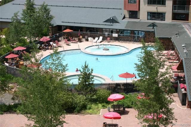 2300 Mount Werner Circle #408, Steamboat Springs, CO 80487 (#7190594) :: The Peak Properties Group