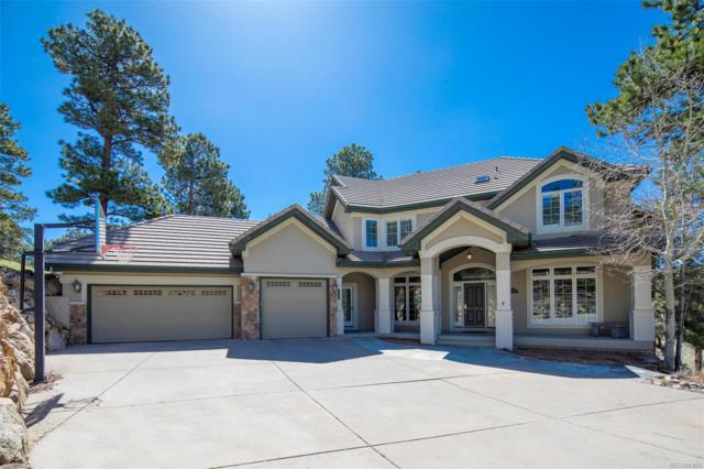 30326 Telluride Lane, Evergreen, CO 80439 (#7190671) :: Mile High Luxury Real Estate