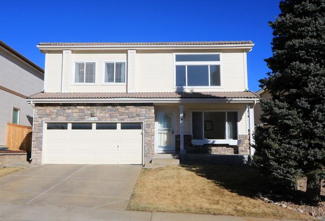 4380 Lyndenwood Circle, Highlands Ranch, CO 80130 (#7191207) :: The Griffith Home Team