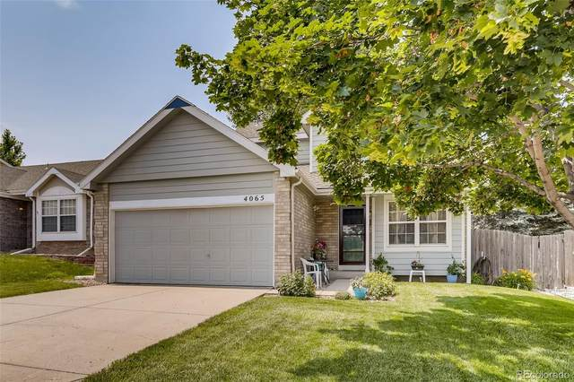 4065 S Himalaya Circle, Aurora, CO 80013 (#7191513) :: The Colorado Foothills Team | Berkshire Hathaway Elevated Living Real Estate