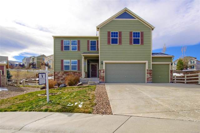 5389 Clearbrooke Court, Castle Rock, CO 80104 (#7191949) :: The HomeSmiths Team - Keller Williams