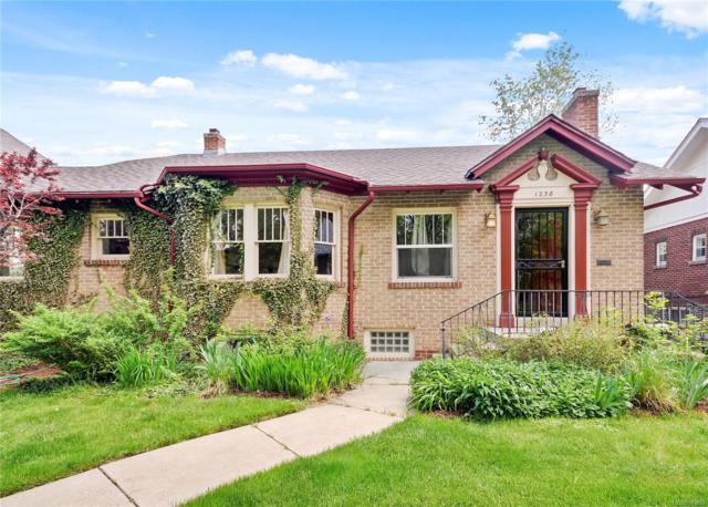 1238 Fillmore Street, Denver, CO 80206 (#7192221) :: Wisdom Real Estate