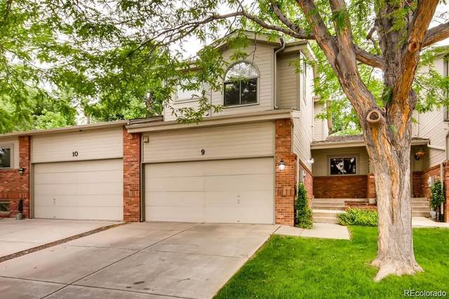 5283 Union Court #9, Arvada, CO 80002 (#7192244) :: Colorado Home Finder Realty