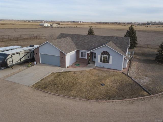 26409 Cr 60.5, Greeley, CO 80631 (MLS #7192247) :: 8z Real Estate