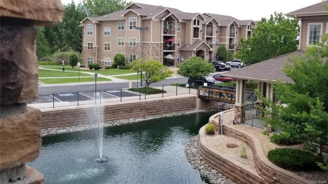 10805 S Twenty Mile Road #203, Parker, CO 80134 (MLS #7192612) :: 8z Real Estate