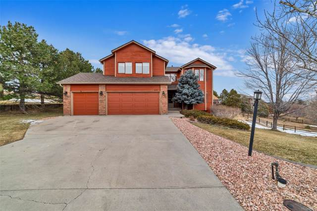 6307 Cheyenne Court, Parker, CO 80134 (#7192847) :: The Peak Properties Group