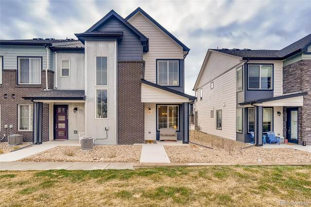 9341 Garnett Way A, Arvada, CO 80007 (#7192937) :: The Healey Group