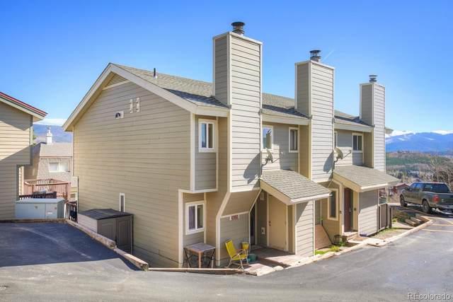 6950 Ryan Gulch Road #6950, Silverthorne, CO 80498 (#7193440) :: iHomes Colorado