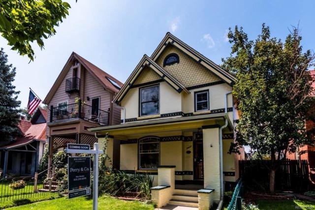 2427 N Emerson Street, Denver, CO 80205 (#7193442) :: Wisdom Real Estate