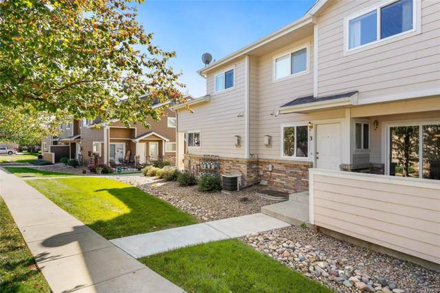1601 Great Western Drive E3, Longmont, CO 80501 (#7193732) :: Mile High Luxury Real Estate
