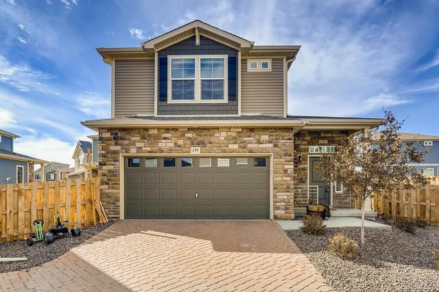 249 S Old Hammer Street, Aurora, CO 80018 (MLS #7193907) :: Neuhaus Real Estate, Inc.