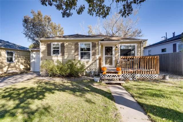 4286 S Sherman Street, Englewood, CO 80113 (#7194043) :: The Peak Properties Group