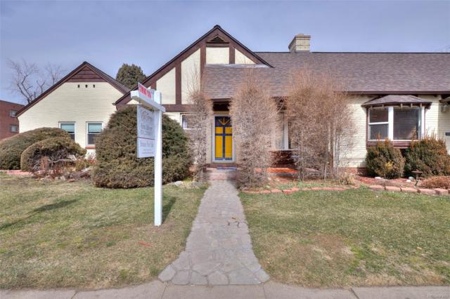 4115 E 12th Avenue, Denver, CO 80220 (#7194327) :: The Heyl Group at Keller Williams
