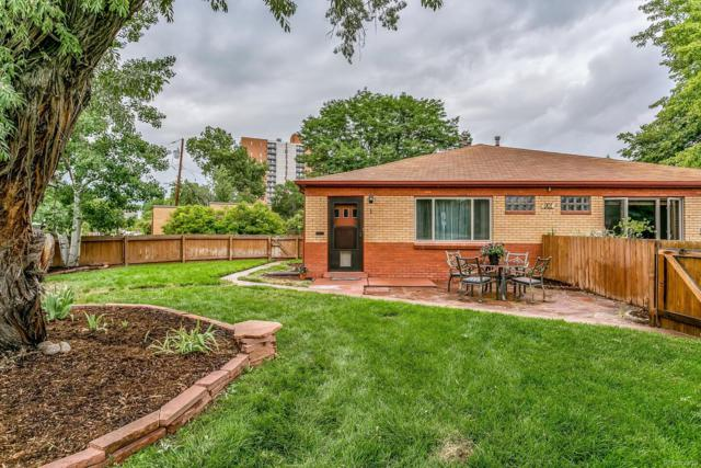 901 Fairfax Street #1, Denver, CO 80220 (#7194884) :: Structure CO Group