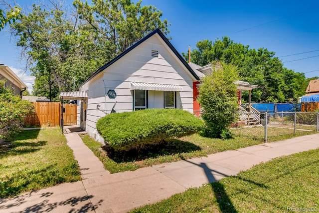 3837 Alcott Street, Denver, CO 80211 (MLS #7195148) :: 8z Real Estate