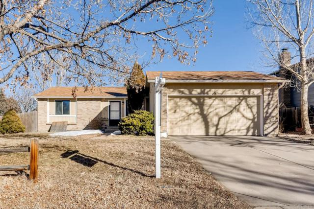 2620 S Dillon Street, Aurora, CO 80014 (#7195194) :: Real Estate Professionals