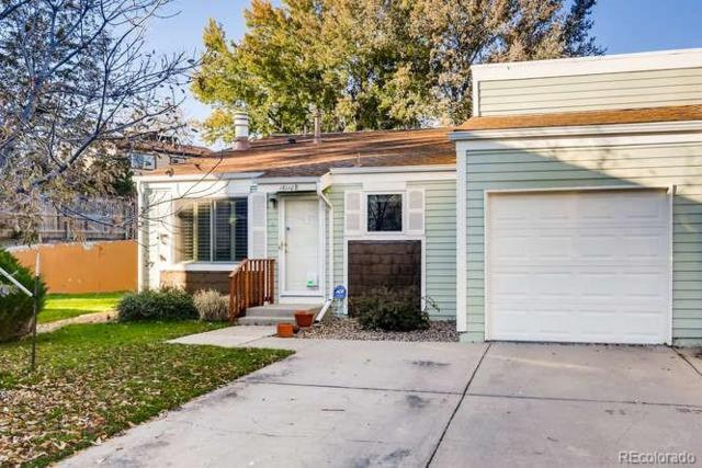16110 E Rice Place B, Aurora, CO 80015 (#7195374) :: Colorado Home Finder Realty