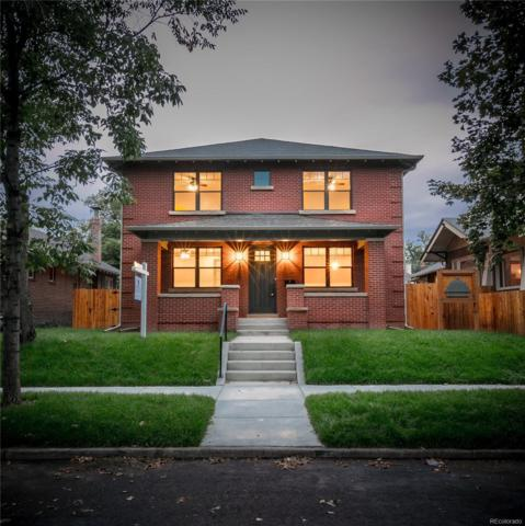 2063 Kearney Street, Denver, CO 80207 (#7195447) :: The Pete Cook Home Group