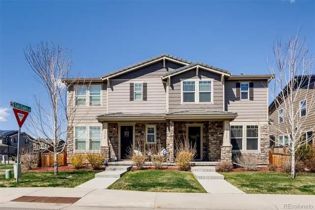 13788 Tall Oaks Loop, Parker, CO 80134 (#7195595) :: Briggs American Properties